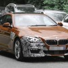 First photos of a prototype of the BMW 6-series of 2016 model year