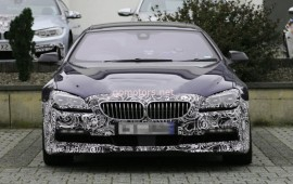 First information of the BMW Alpina B6 Gran coupe of 2016 model year