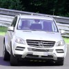 Mercedes is preparing to introduce a new M-class