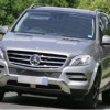 Mercedes-Benz M-Class first hit the scene in 2011