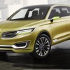 Details on the Lincoln MKX of 2016 model year