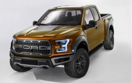 Two Turbos and 10-Speed will have Ford F-150 Raptor of 2017 model year