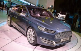 Ford hopes to increase the Mondeo selling due to using of the Lincoln's platform