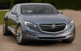Buick presents its Avenir Concept in Detroit