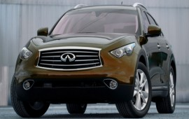 Infiniti has declared prices for its 2015 models