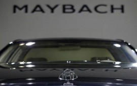 Daimler plans to revive the Maybach brand in three sedans but without SUV