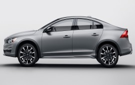 Details on the new Volvo S60 Cross Country ahead of the Detroit show