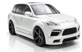 Porsche will present the updated Cayenne