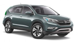 First feedbacks of driving of the latest Honda CR-V Touring