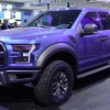 The latest F-150 Raptor by Ford