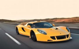 Hennessey plans to equip the Venom model with a more powerful unit