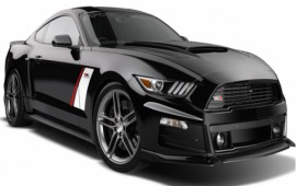 Roush Opens Order Book for Stage 3 Mustang