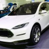 Tesla has an aim to launch the electric crossover X by 2015