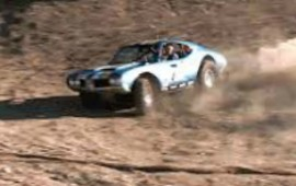 James Garner�s Off-Road Oldsmobile Cutlass Is Awesome, Watch Jay Leno Hoon It