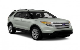 New Ford Explorer might be based on the rear-wheel-drive platform