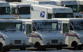 The USPS Is Going New-Truck Shopping