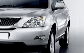 The recall of latest Lexus RX 350