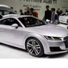 New Audi TT was shown in Geneva