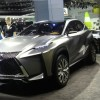 New Lexus NX crossover