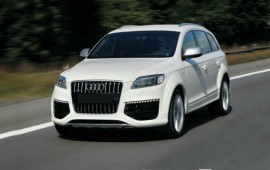 Audi is planning to launch the diesel hybrid models to reduce CO2 emissions