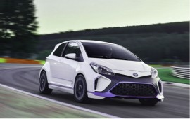 Toyota presents new Yaris L