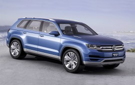 Volkswagen is building a new family crossover