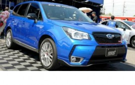 Will Subaru produce the Forester STI