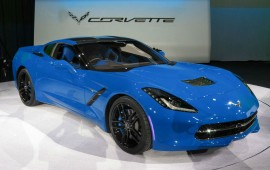 Price for its latest Corvette Stingray