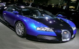 A successor of the Bugatti Veyron