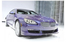 New Alpina B6 Gran coupe