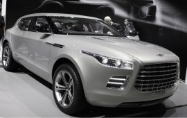 Aston Martin auto manufacturer is going to produce the Lagonda sedan