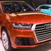 Audi Q7 introduced at the Detroit auto show