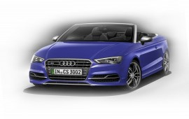 The first glance at the new Audi S3 cabrio