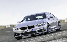 BMW presents its new Gran Coupe of 4-series this year