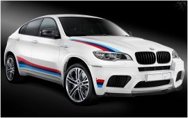 Only 100 BMW X6 M Limited edition cars will be produced