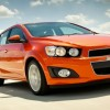 Chevrolet presents its Sonic LT hatchback