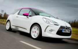 New DS3 Pink special editions from Citroen