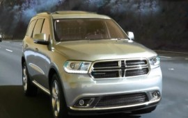 Dodge gives the new Durango the Blacktop pack
