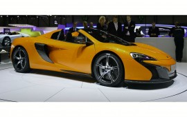 McLaren has prepared a new online configuration for its 650S