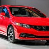 The new Honda Civic is coming on sale