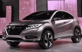 The latest Honda CR-V is previewed
