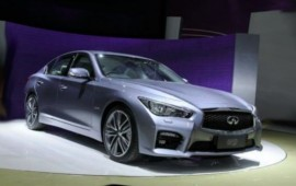 The Chinese buyers will be offered with a long-wheelbase Infiniti Q50L