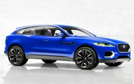 Jaguar is working on its new F-Pace