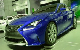 Lexus has announced prices for the latest RC model