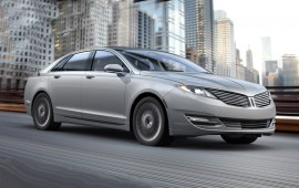 Lincoln recalls its MKZ hybrids of 2013-2014 model years