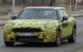 The next generation of the MINI Clubman