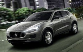 Maserati plans to launch its SUV next year