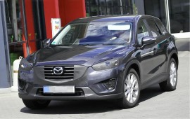 Some details about the 2016 Mazda CX-5
