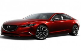 Mazda presents its novelties in Tokyo in 2014