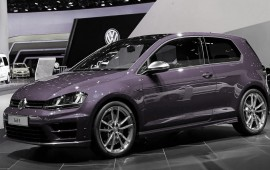 Sales Volkswagen grew up three percent owing to Golf of the seventh generation